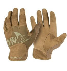 Direct Action® ALL ROUND FIT TACTICAL GLOVES® - COYOTE / ADAPTIVE GREEN A
