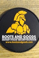 Boots and Goods  3D Patch