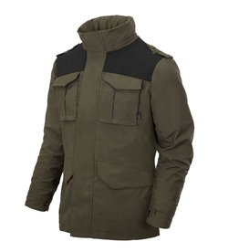 Helikon-Tex COVERT M-65 JACKET   Taiga Green / Black