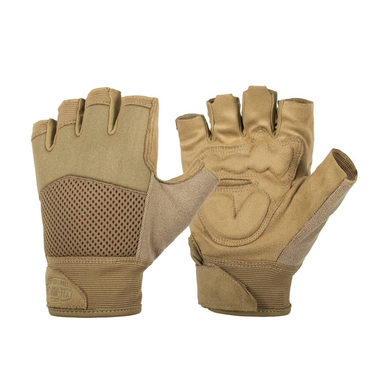 Helikon-Tex Halve vinger handschoenen  - Coyote