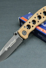 Smith & Wesson Extreme Ops CK5TBSD Serrated Tanto Folder