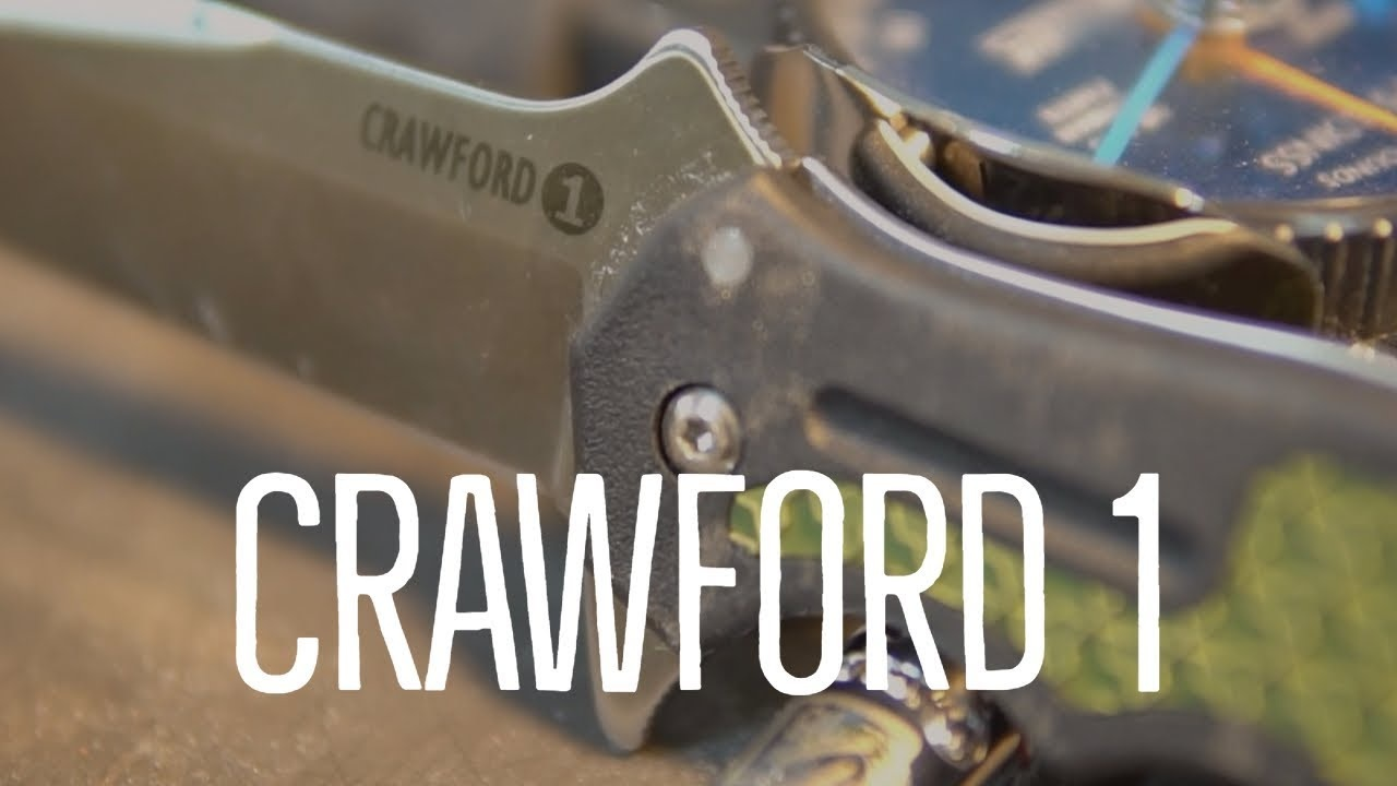 Cold steel Cold Steel Crawford 1