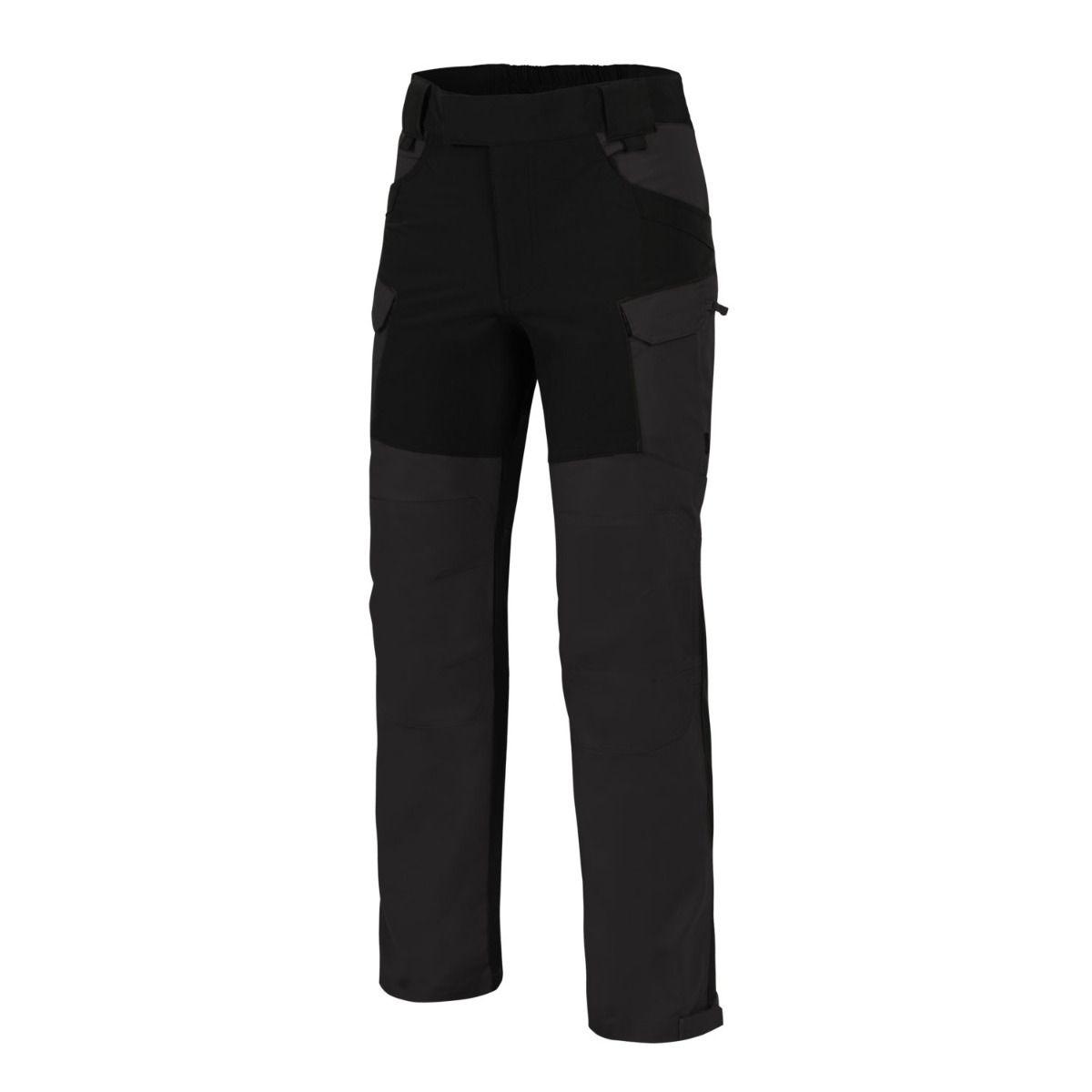 Helikon-Tex® HYBRID OUTBACK PANTS® - DURACANVAS® - ASH GREY / BLACK