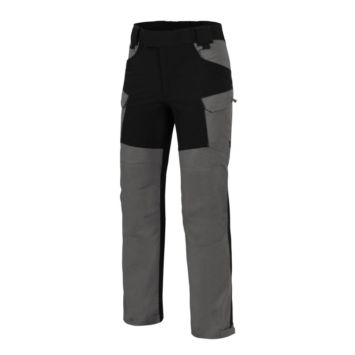 Helikon-Tex® HYBRID OUTBACK PANTS® DURACANVAS®   Cloud Grey / Black A
