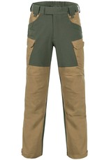 Helikon-Tex® HYBRID OUTBACK PANTS® - DURACANVAS® - COYOTE / TAIGA GREEN A
