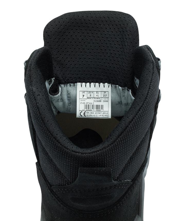 Lowa  Boots Z-6N GTX C black