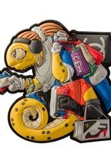 Helikon-Tex® Chameleon Firearm Instructor Patch - Black / Yellow A
