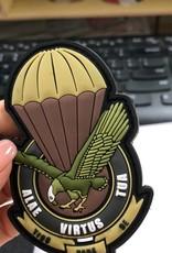 Rubber Patch 3D Training Centrum Parachutisten Schaffen