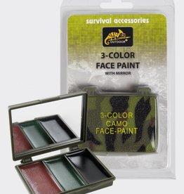 Helikon-Tex 3-Color Face Paint FM-3CO-KR-03