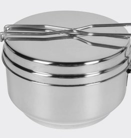 Helikon-Tex Mess Tin Stainless Steel ME-MEN-SS