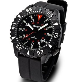 Tawatec E.O. Diver Tactical 200M rubber band Black