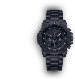 Luminox Horloge Steel Colormark Chrono Black Out A.3182.BO A.3182