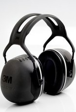 3M Peltor 3M Peltor X5 Ear Defender Black X5A