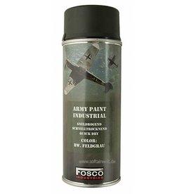 FosCo Industries BW Feldgrau spuitbus legerverf sneldrogend 400ml 469312