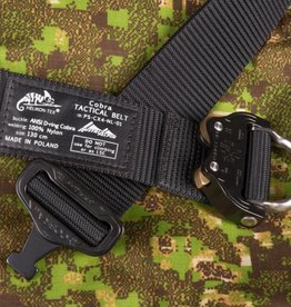 Helikon-Tex COBRA D-Ring (FX45) Tactical Belt - Black