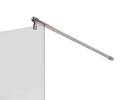 Stabilisatiestang compleet 120 cm 8 mm
