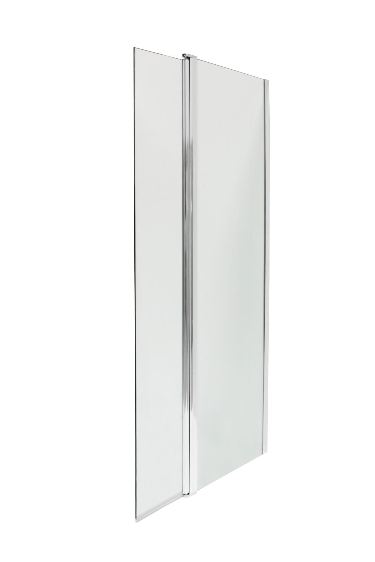 Linea Uno Zijwand beweegbaar Tulta 25 x  200 cm