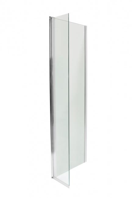 Linea Uno Zijwand beweegbaar Tulta 50 x  200 cm
