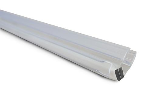 Linea Uno Magneetstrip hoek 200 cm