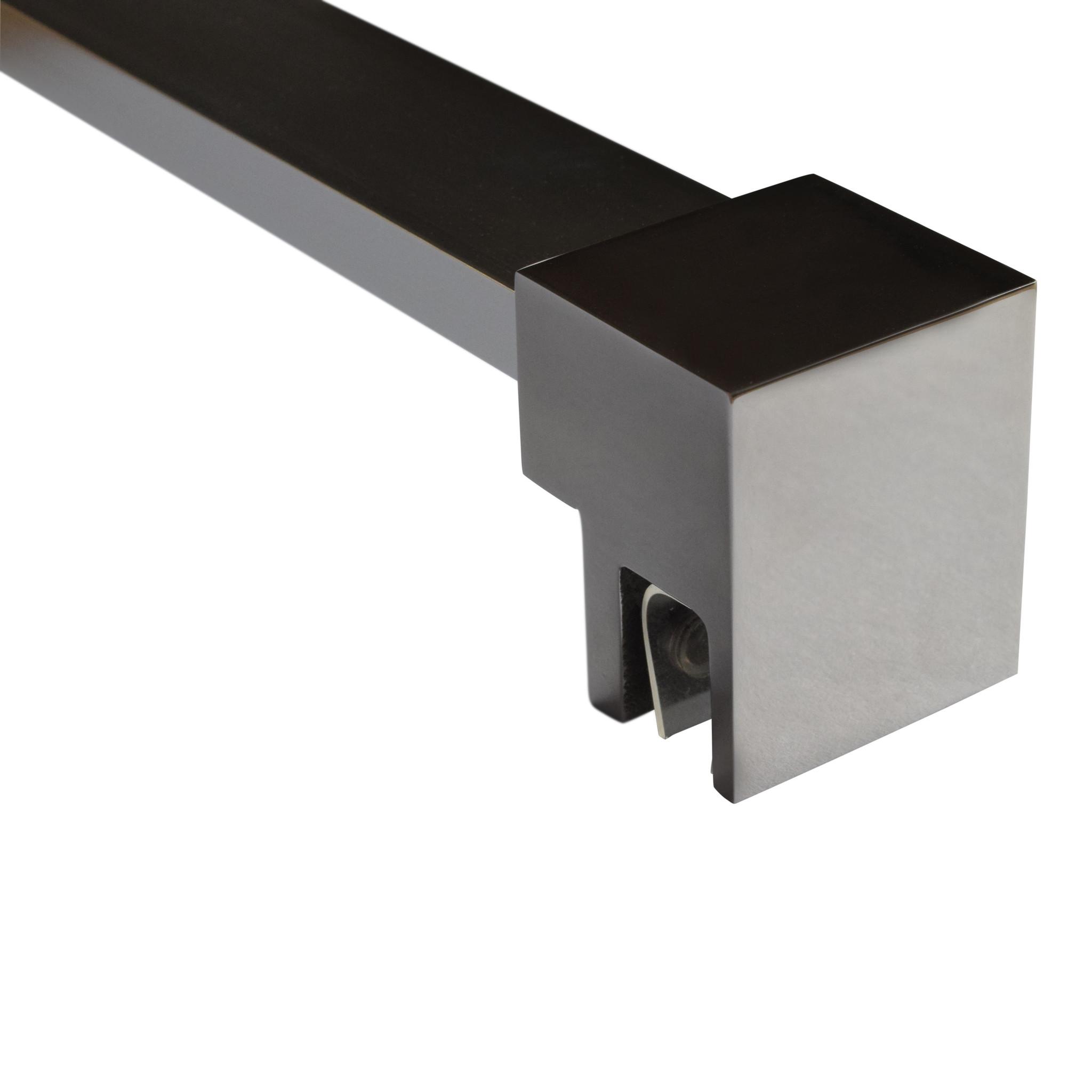Stabilisatiestang compleet vierkant 120 cm