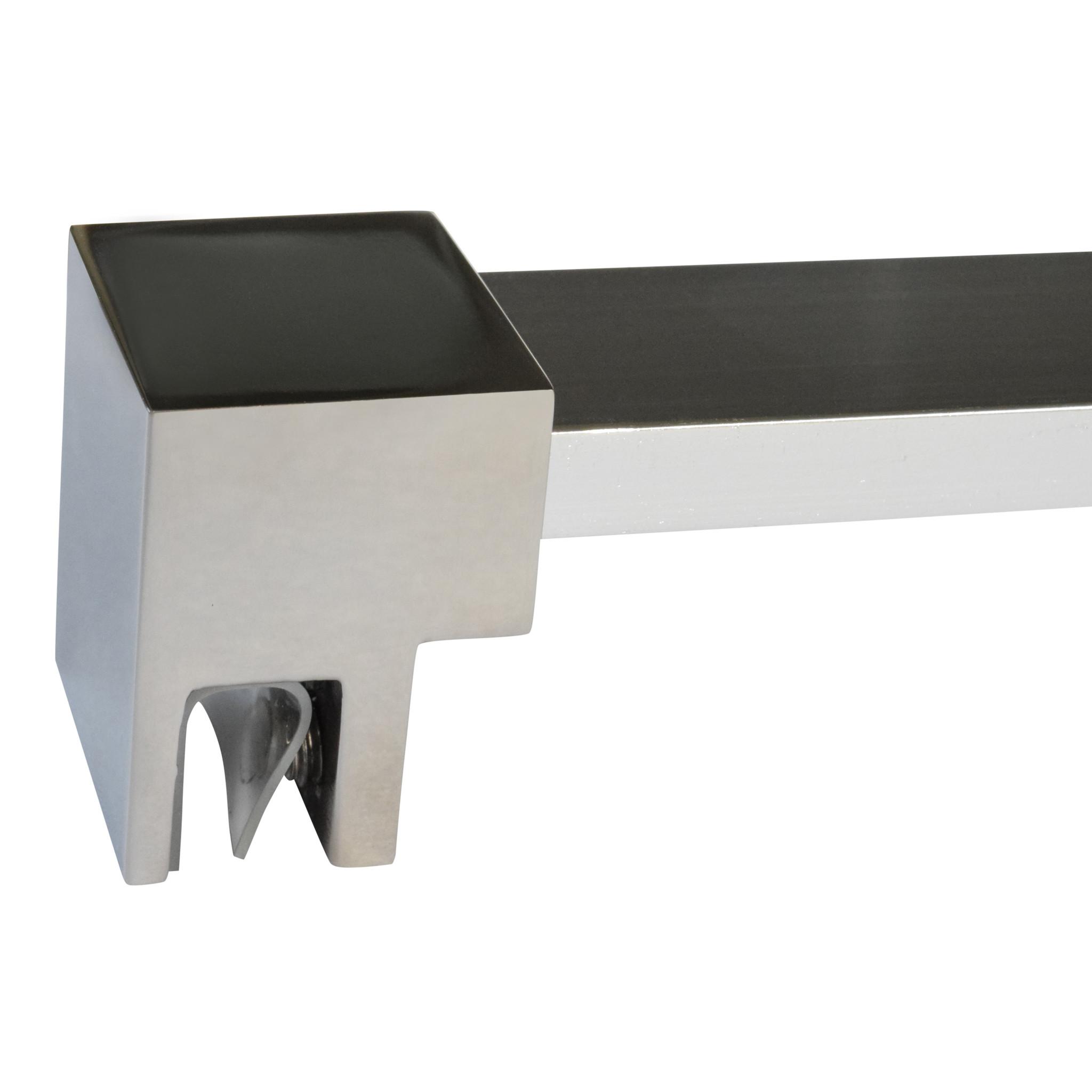 Linea Uno Stabilisatiestang compleet vierkant 120 cm