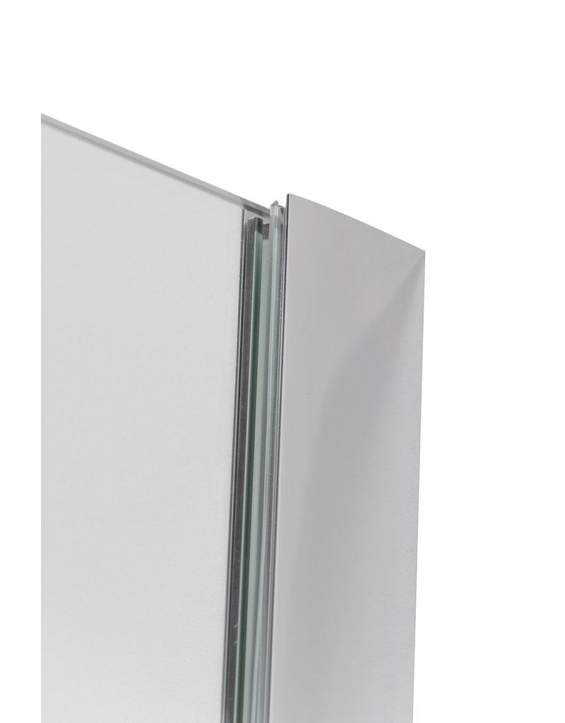 Inloopdouche Linea Uno 100 x 200 cm