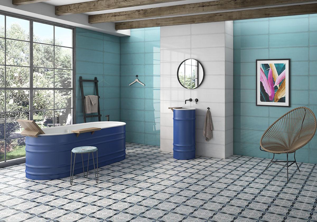 Geotiles Urban Sideral Blanco 25 x 70 cm, €14,95 m2