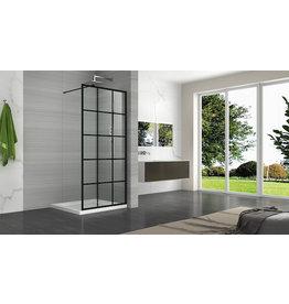 Linea Uno Begehbare Dusche Mevik 100 x 200 cm