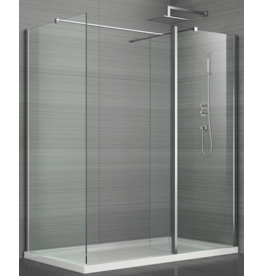 Eine Duschkombination Nordby 150 x 90 cm