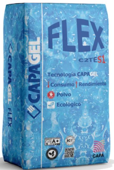 Capa Flex lijm deluxe voor tegels en steenstrips