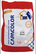 Capacolor voegmiddel (Zilver)