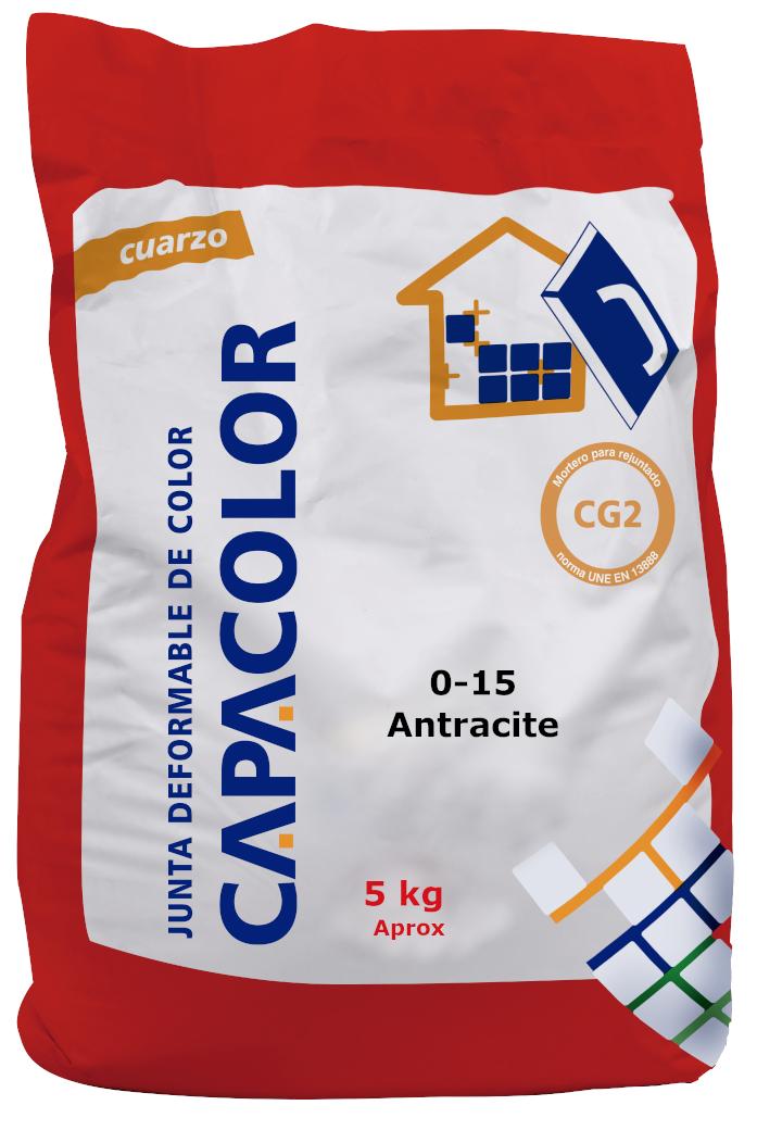 Capacolor voegmiddel (Antraciet)