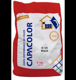 Capa Capacolor voegmiddel (Zwart)