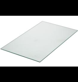 Linea Uno Glasplaat 10mm helder glas 130 x 200 cm