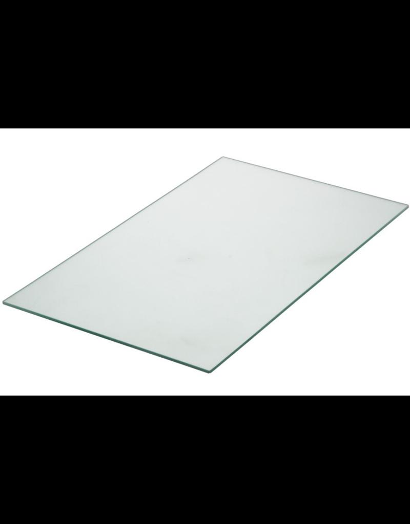 Glasplaat 8mm helder glas 90 x 200 cm