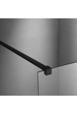 Linea Uno Begehbare Dusche Roka 140 x 200 cm