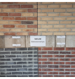Linea Uno Samples van baksteenstrips