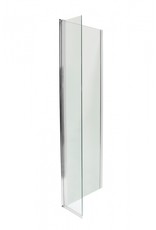 Linea Uno Set Gšteborg 110 x 200 cm + Tulta Seitenwand 35 x 200 cm