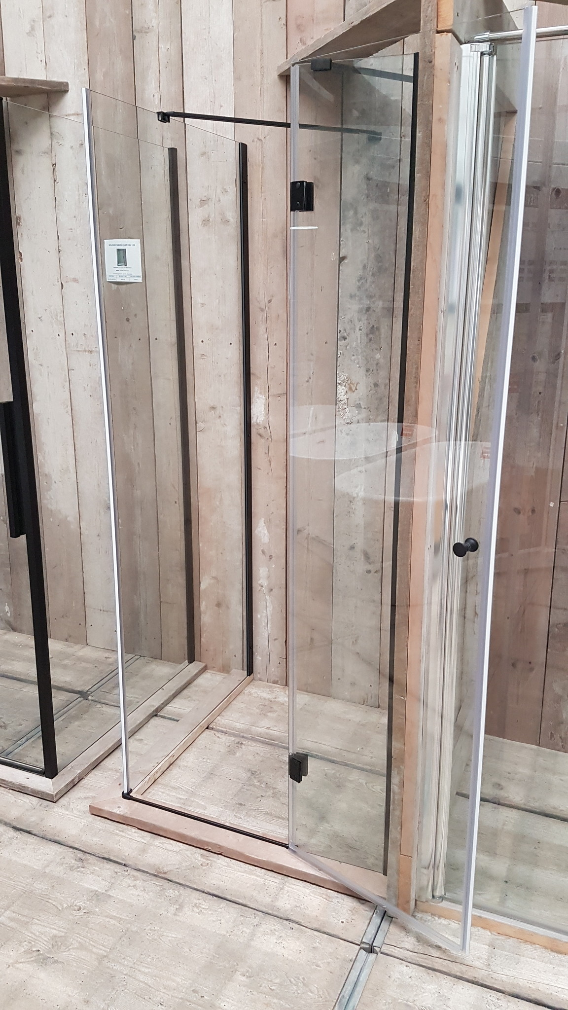 Douchecabine Falun 87 x 87 cm (Showroommodel)