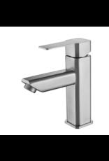 Waschbecken Ventil Farum Schicht (Rostfreier Stahl)