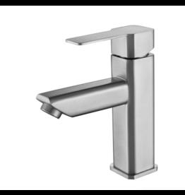 Linea Uno Waschbecken Ventil Farum Schicht (Rostfreier Stahl)