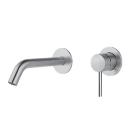 Linea Uno Installationsarmatur Malungs (Rostfreier Stahl)