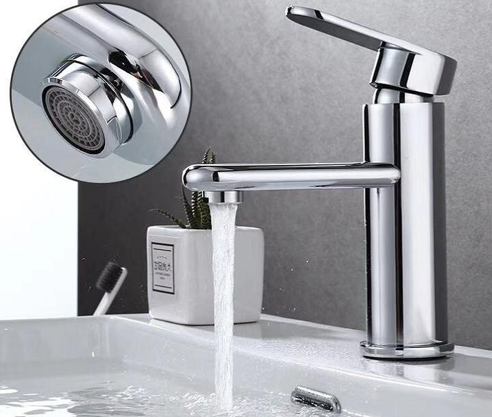 Waschbecken Ventil Vansbro Schicht (Chrom)