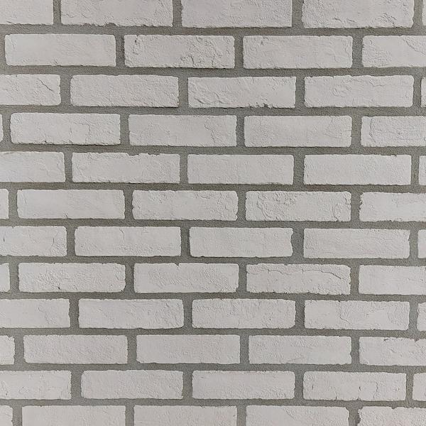 Hoekstuk baksteenstrip Volendam