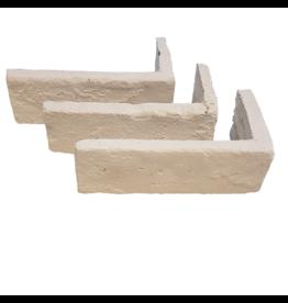 Linea Uno Hoekstuk baksteenstrip Volendam