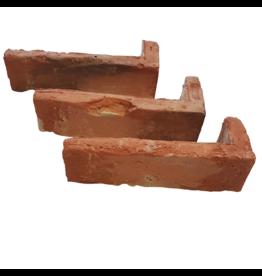 Linea Uno Hoekstuk baksteenstrip Oldenhove