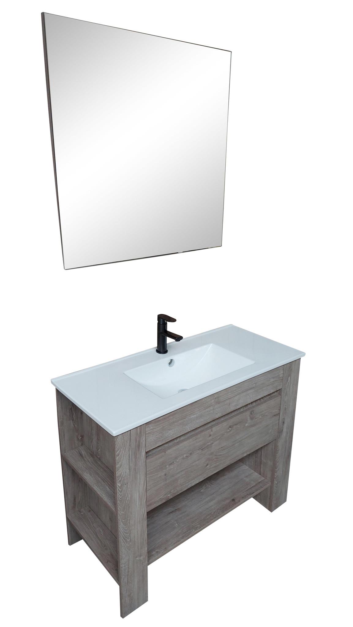 Badezimmermšbel Fluberg 100
