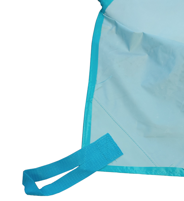 Grondzeil - 305 cm - Incl. 4 kunststof haringen - Polyester - FB