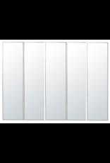 Spiegel set Tanum 100 x 80 cm