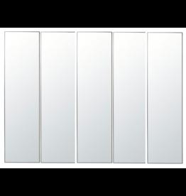 Linea Uno Spiegel set Tanum 100 x 80 cm